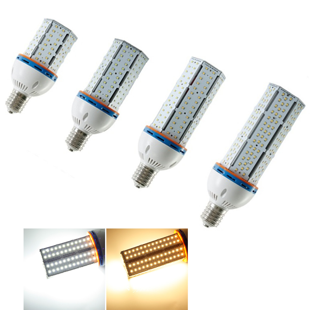 E27 E40 LED Corn Light Bulb 30W 40W 50W 70W Street Warehouse Parking lot Large Area Lighting Fixture AC85~265V Post Lamp lole капри lsw1349 lively capris xs blue corn