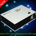 Affordable HDMI Projector TV Tuner USB Keystone 15 Degree LED Lamp 20000 Hours Life Digital Cinema Beamer 800x600Pixels