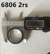 Бесплатная Доставка 6806 61806 полный SI3N4 керамическая радиальный шарикоподшипник 30x42x7 мм BB30 велосипед repaire подшипник