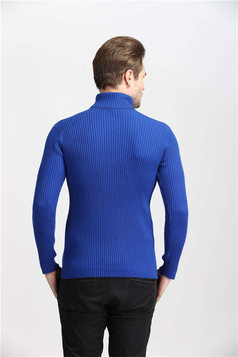 COODRONY Winter Thick Warm Cashmere Sweater Men Turtleneck Mens Sweaters Slim Fit Pullover Men Classic Wool Knitwear Pull Homme 13