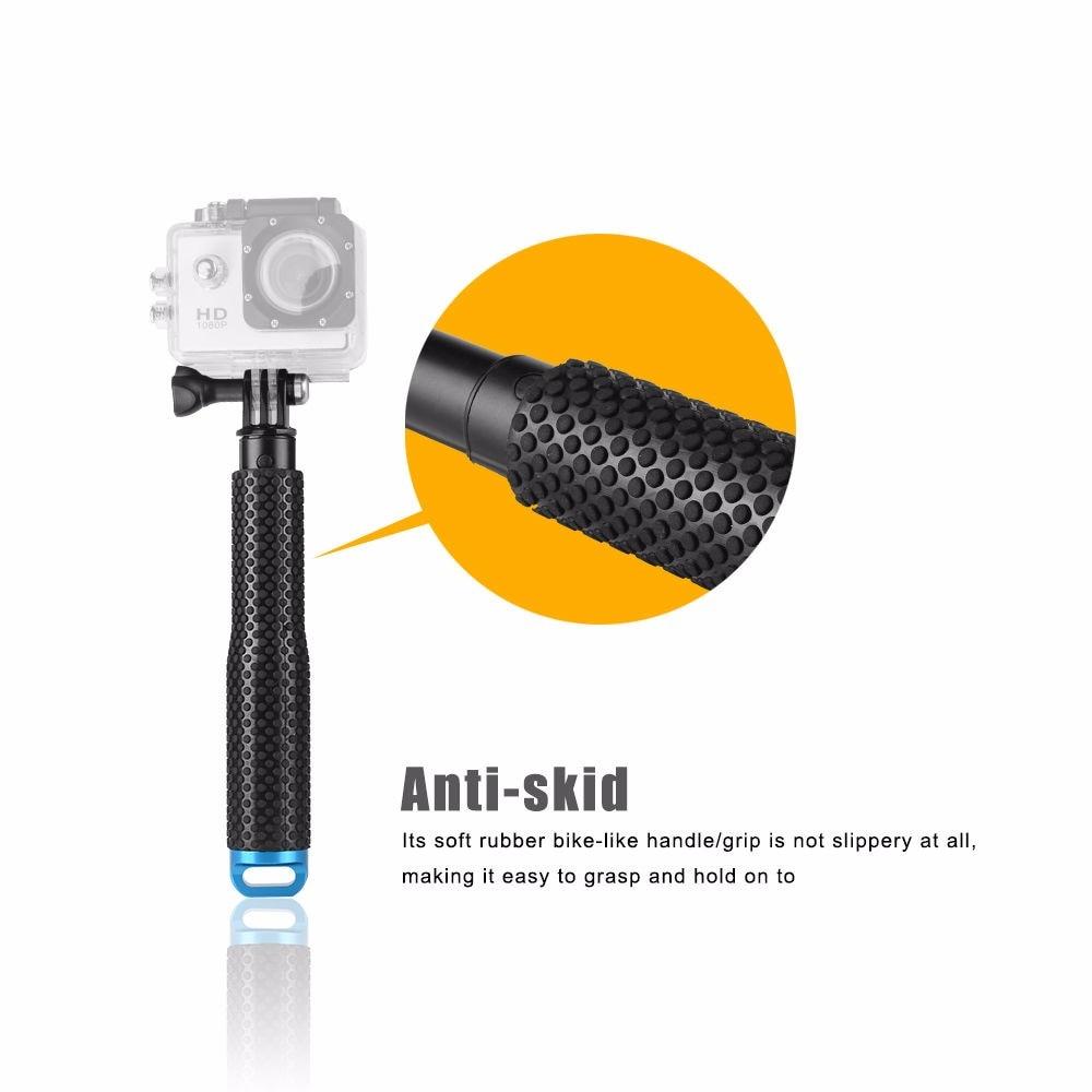 EKENCAM Selfie Stick Förlänga Gopro Monopod 19-98cm Portabel - Kamera och foto - Foto 4