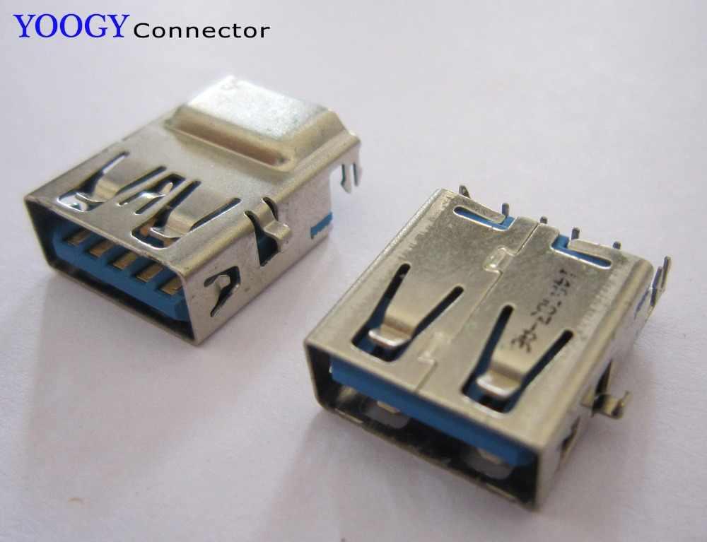 מחשב נייד USB3.0 כושר שקע עבור Toshiba Satellite C840 C845 L55D L55 סדרת L840D L840 L845 L730 L735 יציאת שקע usb לוח האם 3.0