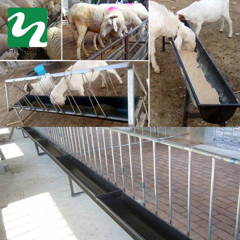 1m Farm Livestock Sheep Feeding Trough Length Sheep Goat Feeder Trough  Waterer Bowl Drinking Trough For Sheep Goat Lamb Calf In Feeding U0026 Watering  Supplies ...