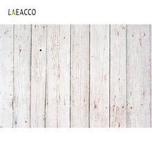 Laeacco Wooden Board Planks Texture Portrait Grunge Photography Backgrounds Customized Photography Backdrops For Photo Studio(China)