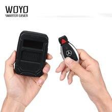 WOYO-probador de frecuencia de llave de coche, herramientas de Control remoto infrarrojo IR (rango de frecuencia de 10-1000MHZ)