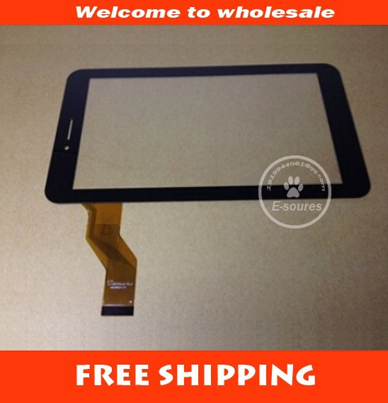 Original New Touch Screen 7 irbis TX68 3G Tablet Touch Panel Digitizer Glass Sensor replacement Free Shipping