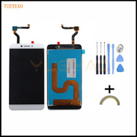 YUEYAO LCD Screen For Letv LeEco Coolpad Cool1 Cool 1 C106 C106 7 LCD Display Touch