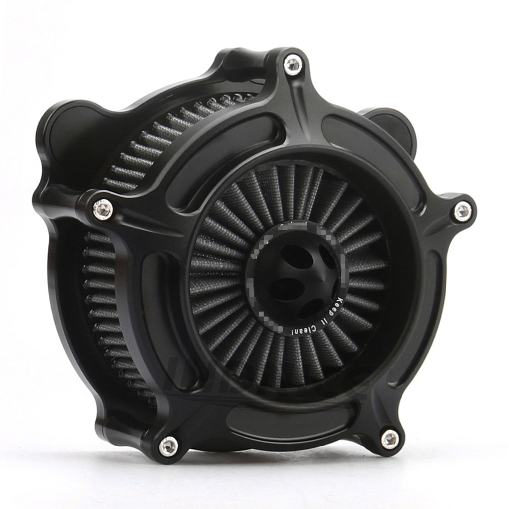 Air Cleaner Intake Filter System for Harley Softail Heritage Springer air filter Dyna Wide Glide Breakout Deluxe filter 93-15 aluminum rubber twin cam carburetor carb for harley replacement 27421 99a dyna wide glide softail springer fxd low fatboy flstf