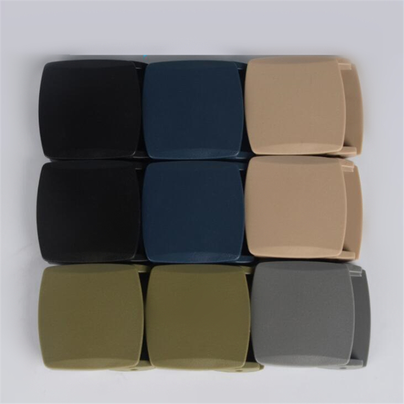 Fashion Men'sn Plaque Belt Buckles For 3.8cm Ratchet Designer Belts Luxury Belt Plastic Women Belt Military Agio