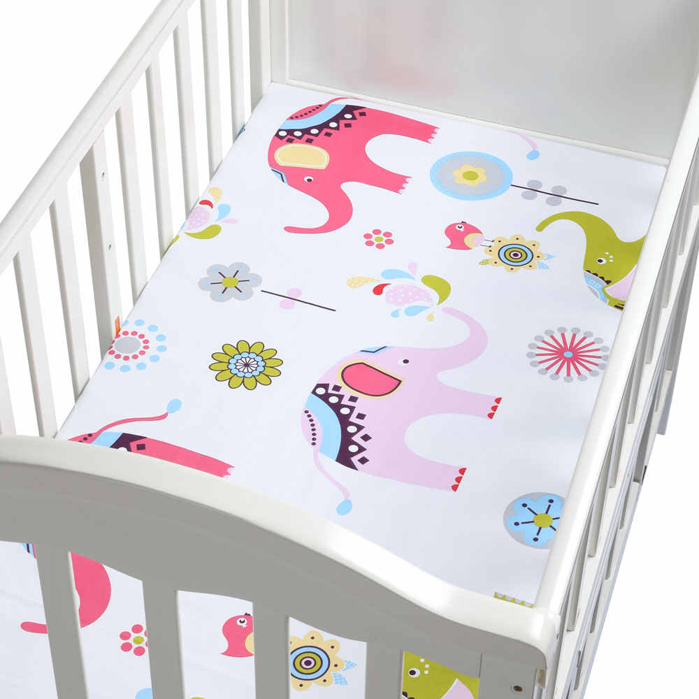 Baby Cradle Sheets High Quality 100 Organic Cotton Baby Crib Sheets Super Sofe New Design Crib Sheets Fits For Babies And Toddlers In Bedding Set