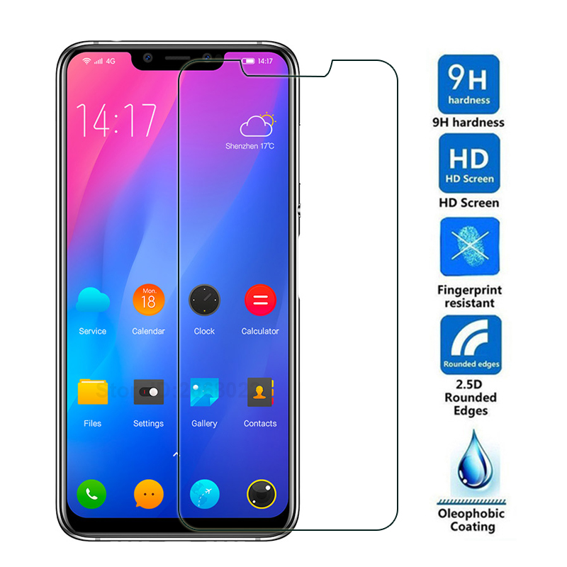 Elephone A5 Tempered Glass On Elephone A5 Lite Screen Protector 9h Toughened Protective Glass Elephone A5 A5 Lite phone film