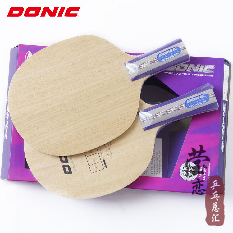Original Donic Persson Exclusive Off Table Tennis Blade Table Tennis Rackets 32681 22681 Racquet Sports