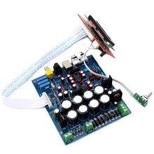 PCM1794 + AK4118 + AD827 + LCD USB DAC soft control DAC Decoder Board YJ00120 lcd1602 soft control display cs8416 dual wm8741 dac decoder