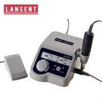 Top Vendendo 35000 RPM Cinza Profissional Máquina Para Ferramentas Da Arte do Prego Broca Elétrica Manicure Pedicure 220 V