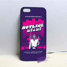 hotline miami 3 fashion cell phone case cover for iphone 4 4s 5 5s 5c SE 6 6s plus 7 plus #N5726