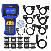 V16 8 T300 Key Programmer Support Multi Brands T 300 Auto Key Programmer With English Spanish