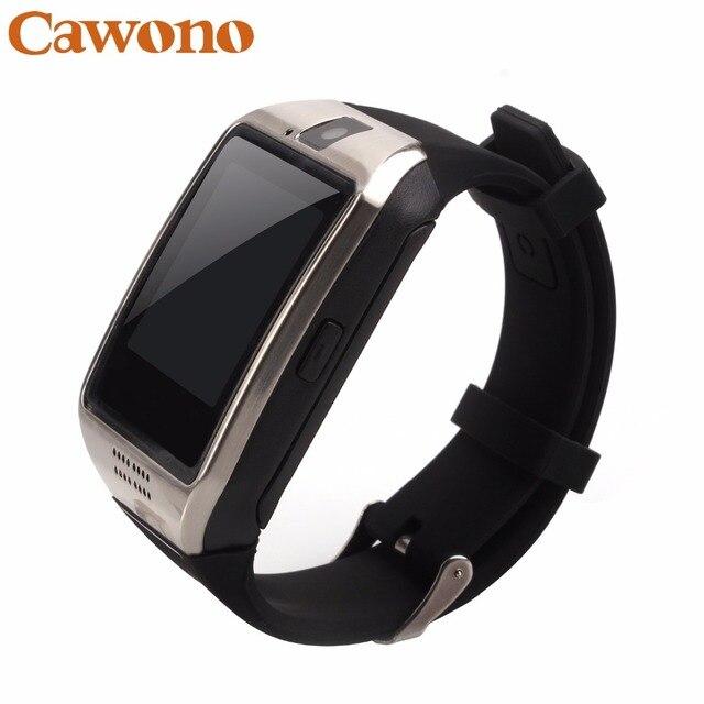 Cawono Q18 Bluetooth Фитнес трекер Смарт часы анти-потерянный шагомер для IPhone Xiaomi Huawei Android-смартфон PK DZ09 GT08