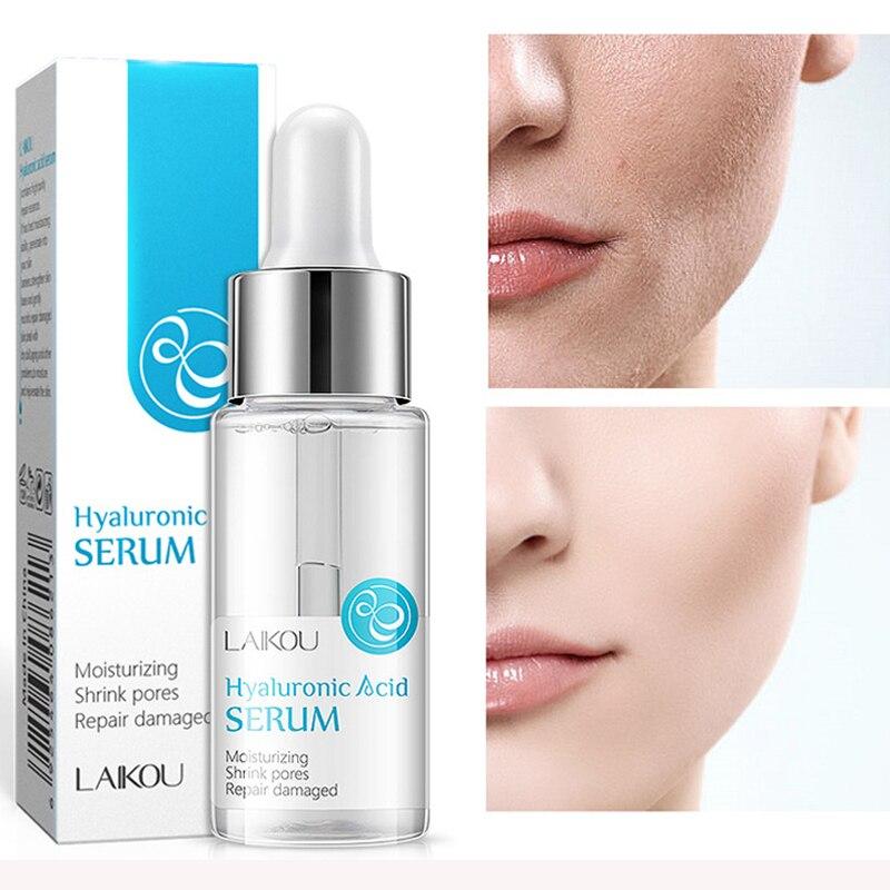 Праймер для макияжа, контроль жирности, увлажнение, эссенция гиалуроновой кислоты, минимайзер для пор, против морщин, восстановление лица|Праймер|   | АлиЭкспресс
