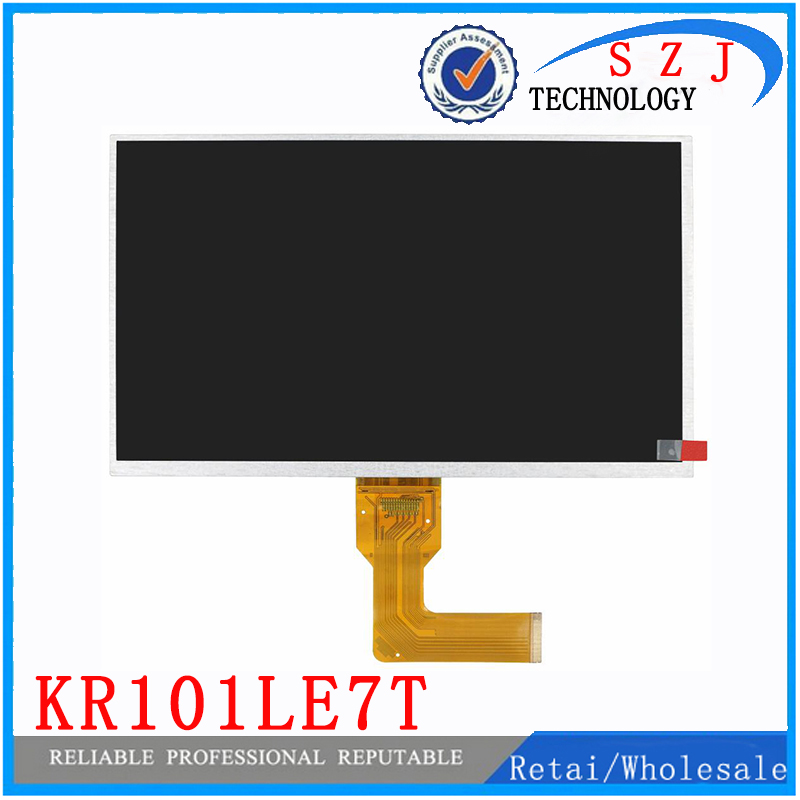 New 10.1'' inch LCD Display For FPC1014005_A/KR101LE7T 1030300645 REV.B LCD screen panel LCD display Free shipping lq10d345 lq0das1697 lq5aw136 lq9d152 lq9d133 lcd display