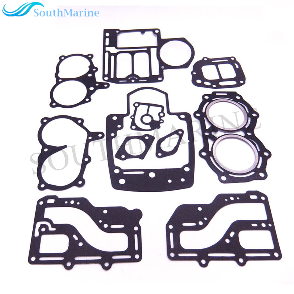 Boat Motor Complete Power Head Seal Gasket Kit Fit Tohatsu Nissan Outboard Engine NS M 9.9HP 15HP 18HP 2 stroke, 2cyl-in Boat Engine from Automobiles & Motorcycles    1