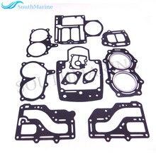 Tekne motoru Komple Güç Contası CONTA TAKIMI Fit Tohatsu Nissan Dıştan Takma Motor NS M 9.9HP 15HP 18HP 2 zamanlı, 2cyl