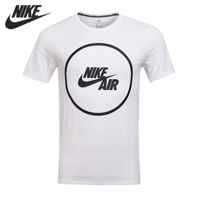 Original Shirts Shirt Men's New Nike 2018 Short T Air Arrival Logo rrqzw06