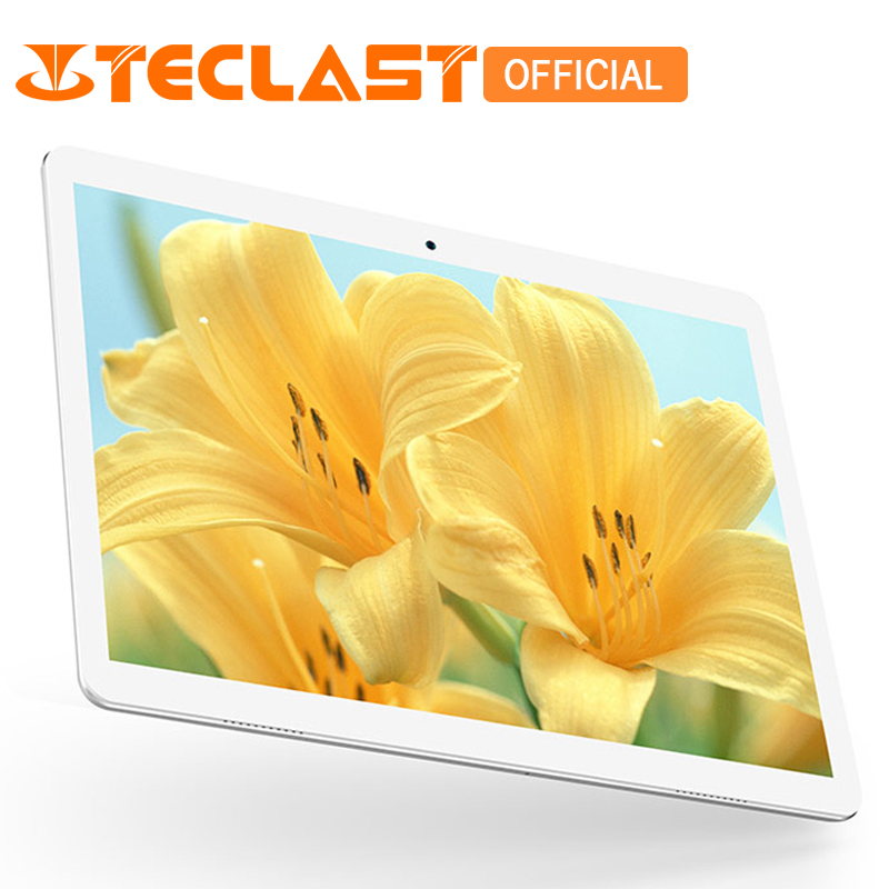 Teclast A10H MTK8163 Quad Core 1.3GHz 2GB RAM 16GB ROM Android 7.0 10.1 inch 2.0MP + 0.3MP Tablet PC Double Cameras Dual WiFi 10 inch tablet pc teclast taipower p11hd hd pad quad core 16gb wifi spot shipping