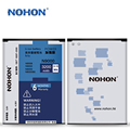 Top Quality NOHON Battery 3200mAh For Samsung Galaxy Note 3 Note3 N9000 N9006 N9005 N9009 No NFC Replacement Baterial