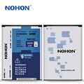 Top qualidade nohon bateria 3200 mah para samsung galaxy note 3 note3 n9000 n9006 n9005 n9009 não nfc substituição baterial