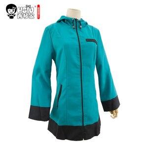 Image 1 - HSIU di Alta qualità Izumi Sagiri Cosplay abbigliamento EROMANGA SENSEI Costume del maglione Gioco Costumi di Halloween di trasporto libero del cappotto