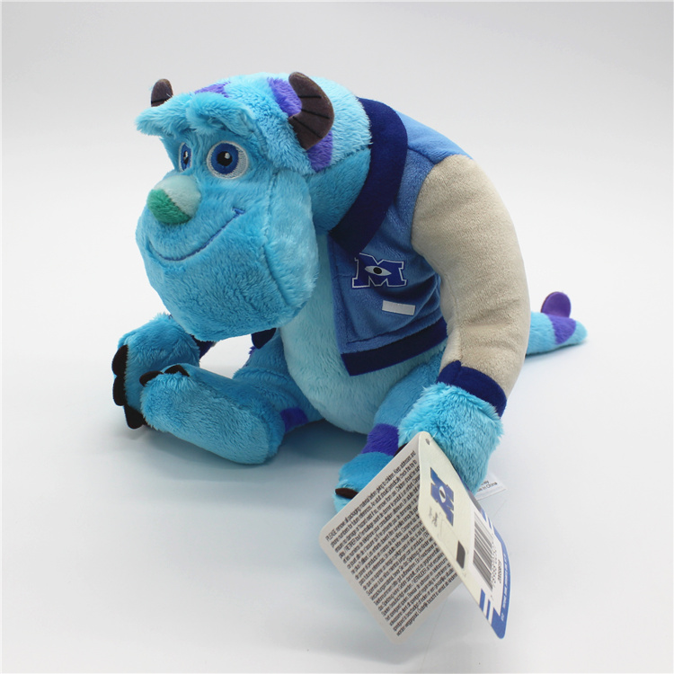 Image 3 - 1piece 22cm Monsters University Sulley Sullivan Plush Toy Stuffed Animals Baby Kids soft Toy for Children Christmas GiftsMovies & TV   -