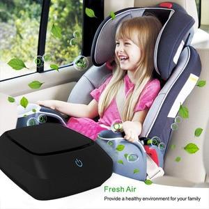 2018 1 Pcs Car Air Purifier HE