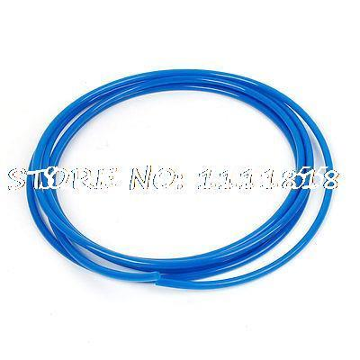 Blue 8mm OD 5mm ID 5 Meter 16.4Ft Pneumatic PU Air Tube Hose pu tube 8 5mm air pipe pneumatic parts pneumatic hose id 5mm od 8mm