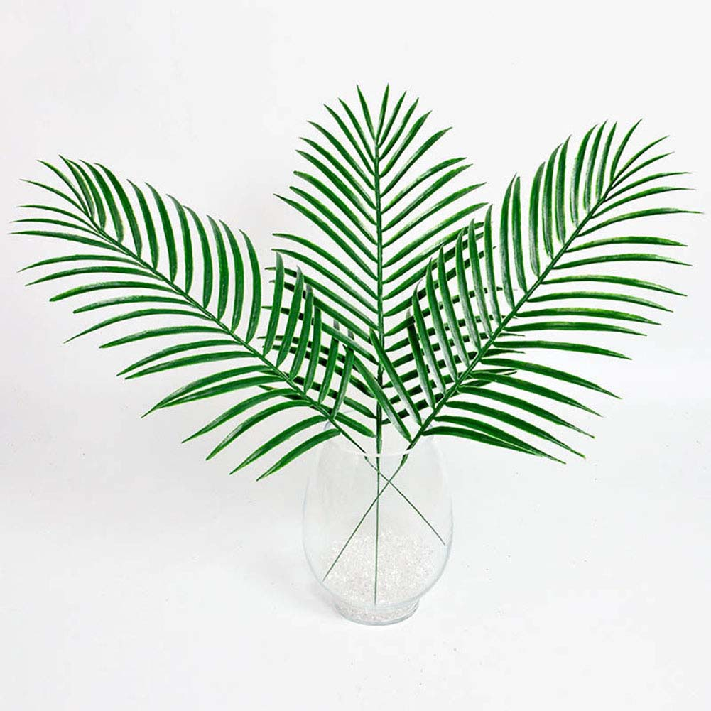 Online buy wholesale bulk artificial flowers from china bulk 2017 new artificial kwai leaf branch fake palm plants plastic grass flower for home wall garden dhlflorist Choice Image