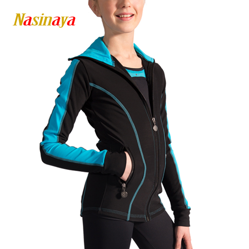 Customized Figure Skating Suits Jacket and Pants Long Trousers for Girl Women Training Patinaje Ice Skating Warm Gymnastics 12Customized Figure Skating Suits Jacket and Pants Long Trousers for Girl Women Training Patinaje Ice Skating Warm Gymnastics 12