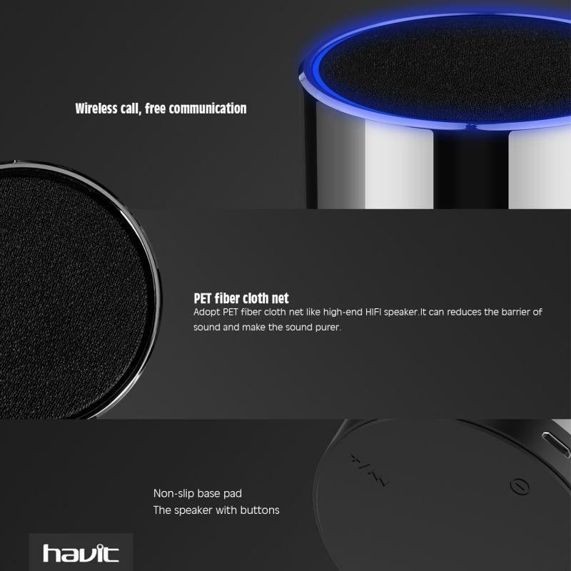 Αποκλειστικός M10 Mini Desktop Ηχείο Bluetooth - Φορητό ήχο και βίντεο - Φωτογραφία 5