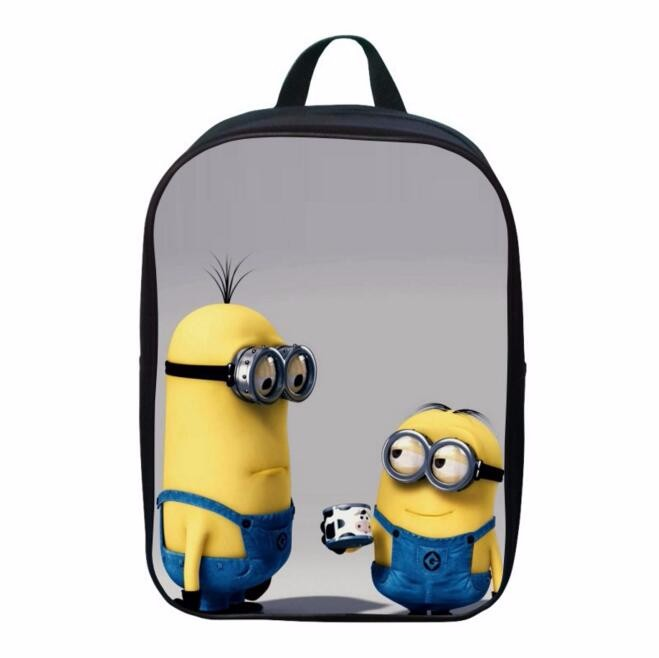 New Style Cool Hero Despicable Me Minions School Bags