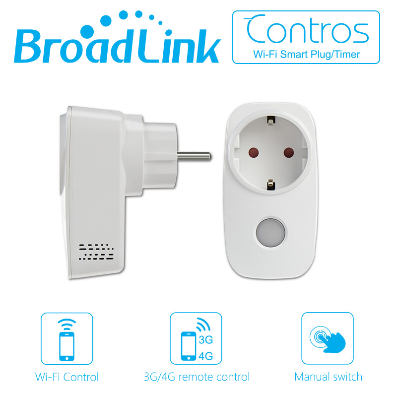 Original Broadlink SP3 CC 16A Timer EU wifi font b power b font font b socket