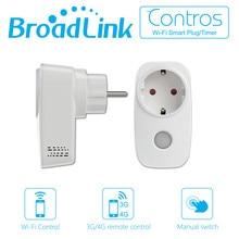 Original Broadlink SP3 CC 16A Timer EU wifi power socket plug outlet smart Home Automation APP