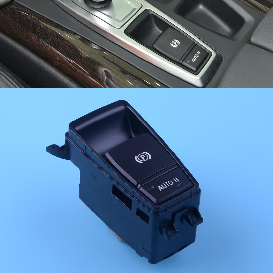 61319148508 FOR BMW X5 X6 E70 E71 E72 HANDBRAKE PARKING BRAKE AUTO H HOLD SWITCH