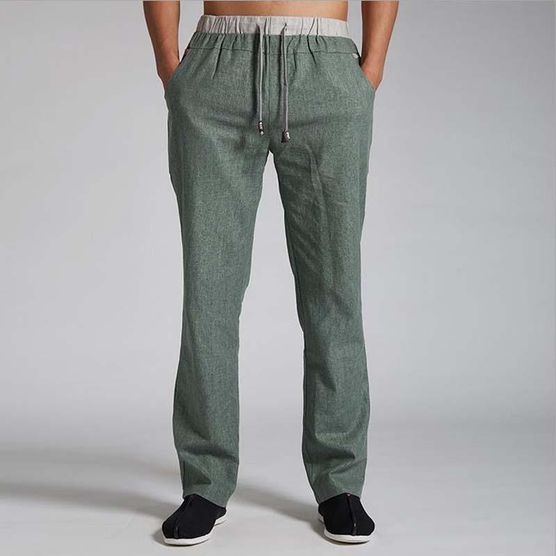 Popular Mens Linen Cotton Pants-Buy Cheap Mens Linen Cotton Pants ...