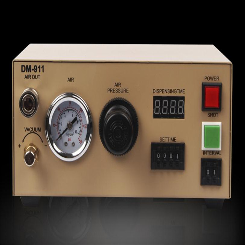 220 V DM-911 Alta precisione Automatico distributore di precisione digitale Glue Dispenser/macchina di plastica220 V DM-911 Alta precisione Automatico distributore di precisione digitale Glue Dispenser/macchina di plastica