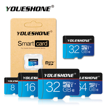 High quality Class 10 Microsd memory cards 8GB 16GB 32GB Tarjeta SD 64GB 128GB Micro SD Card usb flash cartao de memoria