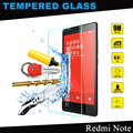 2.5D 0.3MM Tempered Glass Screen Protector for Xiaomi Hongmi Note Redmi Note Anti-Explosion Screen Protective Film