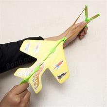 Plane shinning adults shot wrist slingshot fun bow educational magic toys