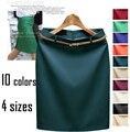 10 Colores 2015 Nuevas Señoras del otoño DEL OL Elegante femenina faldas de Alta Calidad de La Vendimia de cintura alta Faldas Delgadas WTP0118 (SIN CINTURÓN)