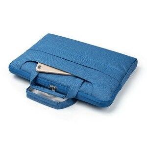 Image 3 - Laptop Bag Case For Apple Macbook Air,Pro,Retina,11,12,13,15 inch laptop Bag. New Air 13.3 inch  Pro 13.3 handbag Denim bag