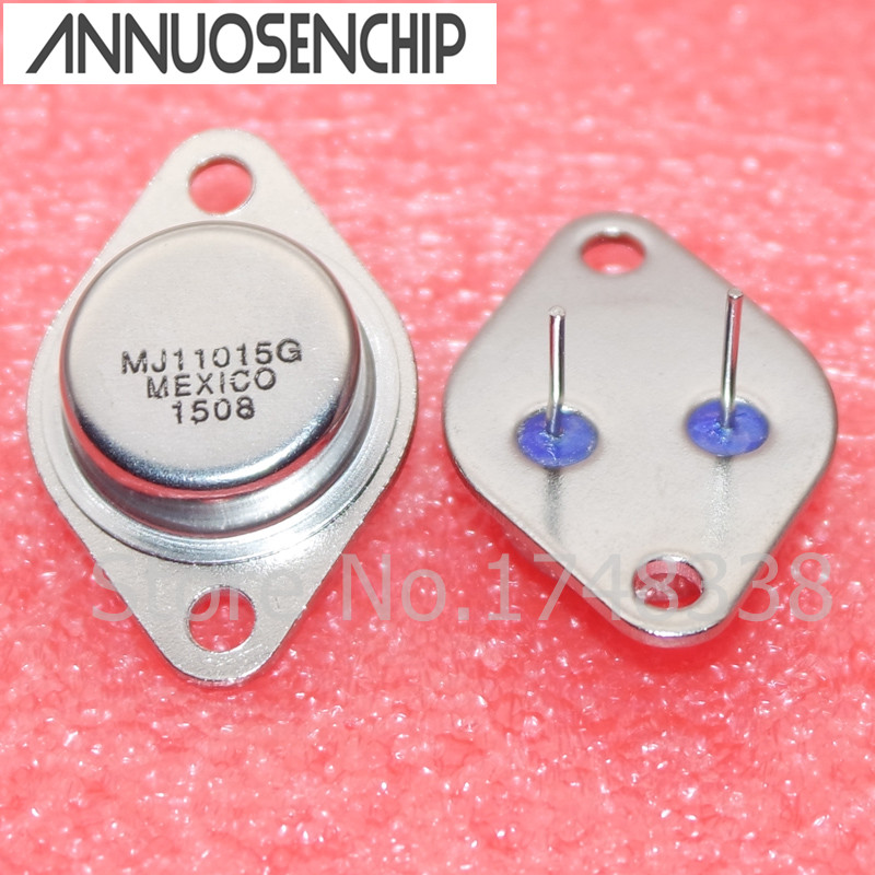 Free shipping 10pcs/lot MJ11015G MJ11015 MJ11016 MJ11016G TO-3 NEW ORIGINAL ( 5PCS 11015 + 5PCS 11016 ) цены