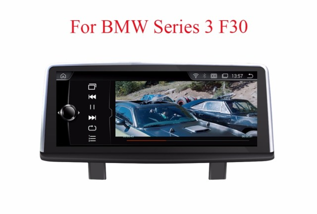 Youmecity 10.2 inch Car DVD GPS for BMW 3 Series F30 F31 F34 2013-2017 NBT radio video player Android 4.4 Wifi touch Screen