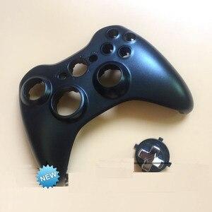 Image 1 - Ersatz Front Gehäuse Frontplatte Für Xbox 360 wired/Wireless Controller Shell Umfasst (+ Tasten) Ersatz Fall Abdeckung